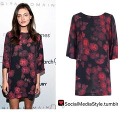 Zimmermann floral racer azalea shift dress Sold out everywhere. Marked as size 1 but runs like a 4 since it is loose. Gorgeous dress that you can dress up or down. Lots of compliments in this one. Worn twice. Excellent condition. Zimmermann Dresses