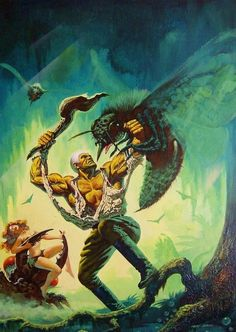 DOC SAVAGE, THE MAYAN MUTATIONS, by Ken Barr