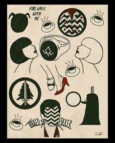 Tattoo sketches/ Twin Peaks. . . . #illustration #lulaw #blackwork #freehand #black #sketch #sketches #tattoo #tattoos #oldschool… Twin Peaks Tattoo, Comic Tattoo, Old Comics, Some Ideas, Tattoo Sketches, Goth Girls, Blackwork, Bujo, Witches