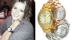 Best watch I own    As Seen on EXTRA: Milano Boyfriend Watch