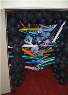 50 Amazing Creative balloon ideas   Curious, Funny Photos / Pictures