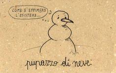 Pupazzo di neve = Snowman