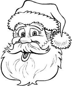 Drawing Christmas Santa Coloring Pages 15 Ideas Merry Christmas Coloring Pages, Santa Coloring Pages, Christmas Coloring Sheets, Detailed Coloring Pages, Coloring Pages For Kids, Coloring Books, Pyrography Patterns, Wood Carving Patterns, Christmas Drawing