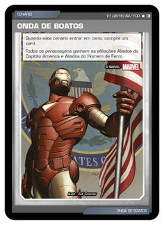 Fabian Balbinot - MagicJebb: Marvel Battle Scenes - Prepare-se, a Onda de Boato...