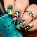 The Digit-al Dozen does Mythical Creatures: Mermaids | Polish and Paws
