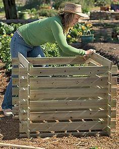 Compost or Potato Bin