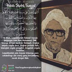 Habib Soleh Tanggul Beliau al wali al kabir, sohibul karomah, mujabuddu'ah…. Guru Sekumpul menjuluki beliau sebagai Abu Bakar bin Salim nya Indonesia…terkenal doanya yg mustajab b…
