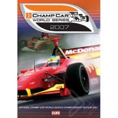 Champ Car Season Review 2007 - DVD  Member Price: $34.95