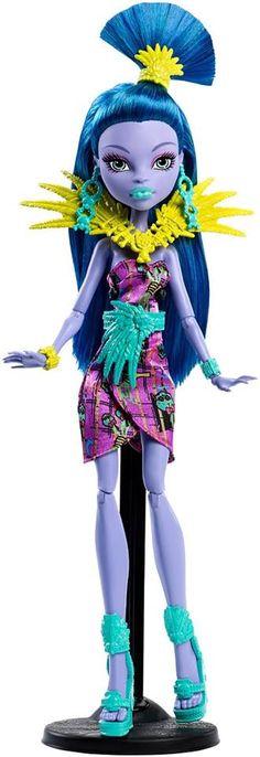 Monster High Ghouls' Getaway Jane Boolittle Doll