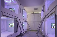 Police, airport nap bed sleep pod for resorts, Hotel, School, youth hostel use Airport Sleeping Pods, Nap Pod, Pod Bed, Sleep Box, Spaceship Interior, Capsule Hotel, Hotel Bed, Teen Room Decor, Dormitory