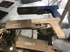 Fischer Development Suppressor for Glock 17 and 19