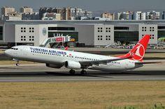 Turkish Airlines Boeing 737-9F2 TC-JYF | por José Manuel Dias