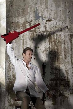 2013 - David Bowie from Valentine's Day video (photo by Jimmy King).