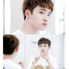 It's ok that's Love -~ D.O. i watching this right now its good so far and i love d.o. in it he's so perfect