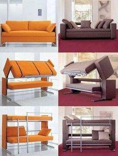 Sofa Sekaligus Tempat Tidur