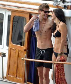 Hot Actresses, Beautiful Actresses, Xavier Samuel, Hottest Female Celebrities, Celebrity Pictures, American Apparel, Bikinis, Swimwear, Boyfriend