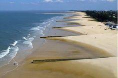 Praia Macuti-Beira em Moçambique