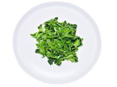 2.53mg iron = 1 cup cooked silver beet...