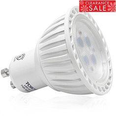 #onsale #TORCHSTAR LED Standard Size GU10 Bulb -Replace your halogen bulb to LED! This 110V LED light is a better replacement for your halogen GU10 bulb. 5W ener...