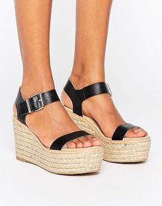 Steve Madden Halifax Espadrille Wedge Sandals