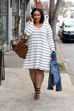 Plus Size Fashion for Women - Plus Size Outfit - Beauticurve