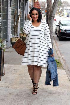 Plus Size Fashion for Women - Plus Size Outfit - Beauticurve