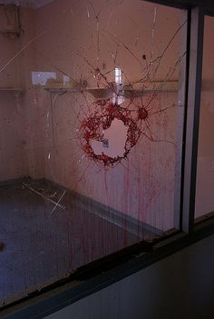 When you enter a room and you feel like somethimg bad happened in here.... sometimes it's not just a feeling.