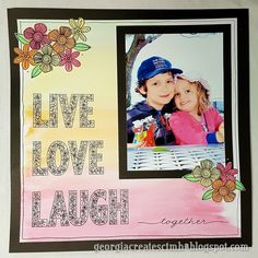I share on my blog: scrapbooking pages, cardmaking, gifts, stamping and papercraft ideas that I have created using Close To My Heart (CTMH) products.