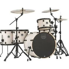 Mapex Mars Series Crossover 5-Piece Drum Shell Pack - Bonewood MA528SFBAW