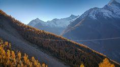 World's Longest Pedestrian Suspension Bridge Opens in the Swiss Alps