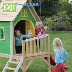 Exit Spielhaus Fantasia 300 Stelzenhaus echt preiswert von APESA