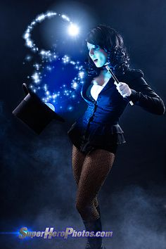 Zatanna Cosplay http://geekxgirls.com/article.php?ID=1229