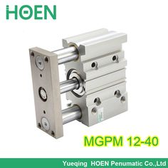 31.16$  Watch now - http://alifio.shopchina.info/1/go.php?t=32535507458 - MGPM12-40 SMC type MGPM 12-40 12mm bore 40mm stroke guided cylinder,compact guide air cylinder 31.16$ #shopstyle