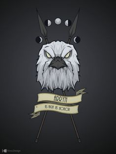 Game of Thrones House Banners by Justin Conway