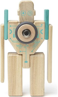 Tegu Magbot Magnetic Wooden Block Set Best Price