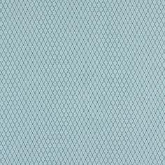 SCHÖNER WOHNEN – Rhomb 5 - Polyester - hellblau
