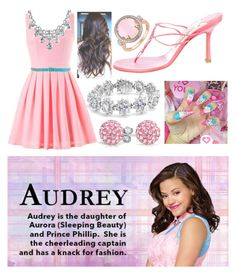 """Disney's Descendants: Audrey"" by jmsmith462 ❤ liked on Polyvore"