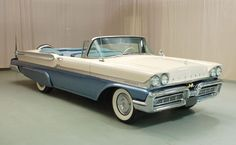 1958 Mercury Monterey Convertible Maintenance/restoration of old/vintage vehicles: the material for new cogs/casters/gears/pads could be cast polyamide which I (Cast polyamide) can produce. My contact: tatjana.alic@windowslive.com