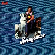 """SPRINGWATER s/t 1972 Polydor (German only release) another  PHIL CORDELL alias.. This one I haven't heard yet..Just adding as a reminder  to look into it..Hoping it's before his new age phase.. If one song is half as good as """"RED LADY"""" i'll be happy.."""