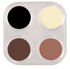 BASIC PALETTE DAY-NIGHT - PALETA BASICA DIA Y NOCHE.
