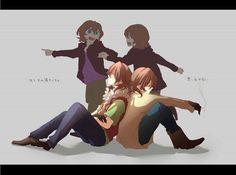Gundam 00, Lockon Stratos, Lyle Dylandy
