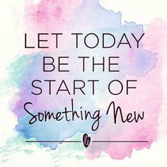 New Day - New Start! Instagram photo from @healthy_em