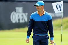 The Open golf 2016 Rory McIlroy in feisty mood as golf's big four line up for Major battle - Evening Standard