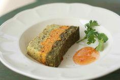 Tricolor Vegetable Terrine | Farial Loves Cakes