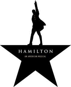 Hamilton silhouette for Emily's shoes
