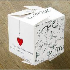"""Boîte """"Mon Amour"""" Zoé de Las Cases - Lili's"""