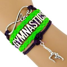 Gymnastics Bracelet *FREE* Just Pay Shipping!
