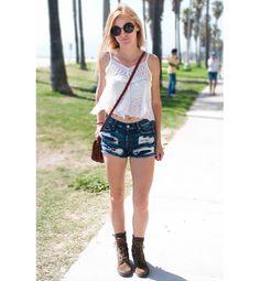 Sidewalk Style: Venice Beach