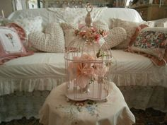 FLOWERS AS DECOR WILL DO IT, EVERY TIME!! - EVER SO BEAUTIFUL!!