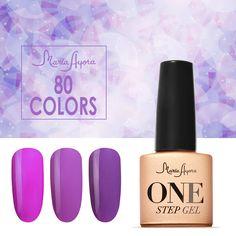 One Step LED UV Soak-off Gel Lacquer Varnish UV Nail Gel Polish 7ML UV GEL Beauty Nail Art //Price: $8.99 & FREE Shipping //     #DRONE